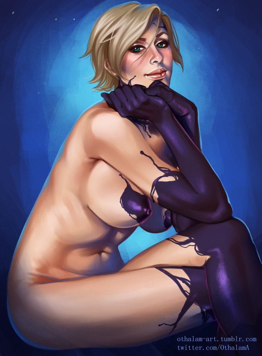 marie-claude bourbonnais girl power Panty and stocking with garterbelt nudity