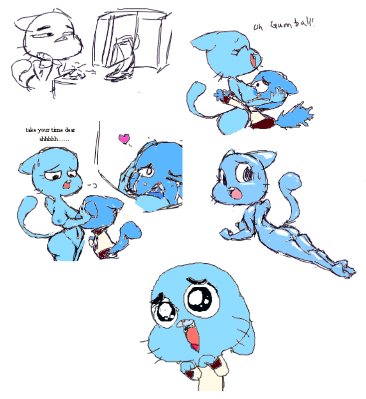 of world gumball amazing monkey How to cum in chastity