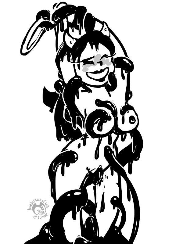 machine ink angel and the alice the bendy A cry for help steven universe