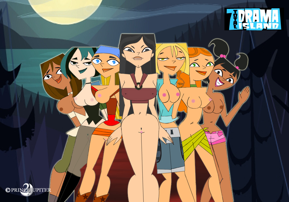 drama island porn total gif Long shadow justice league unlimited