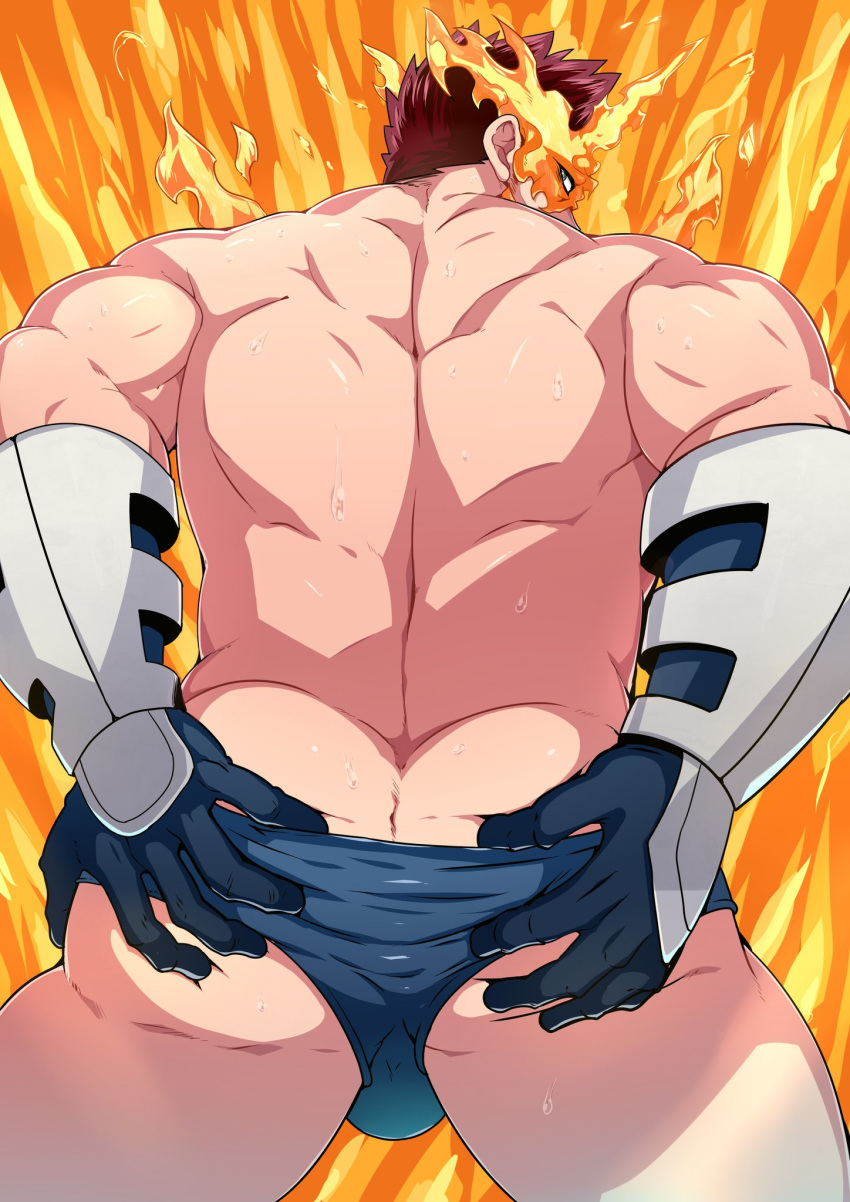 ships hero gay academia my Fate stay night saber sex