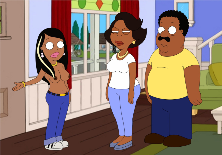cleveland show hot wheels the Does fran bow have multiple endings