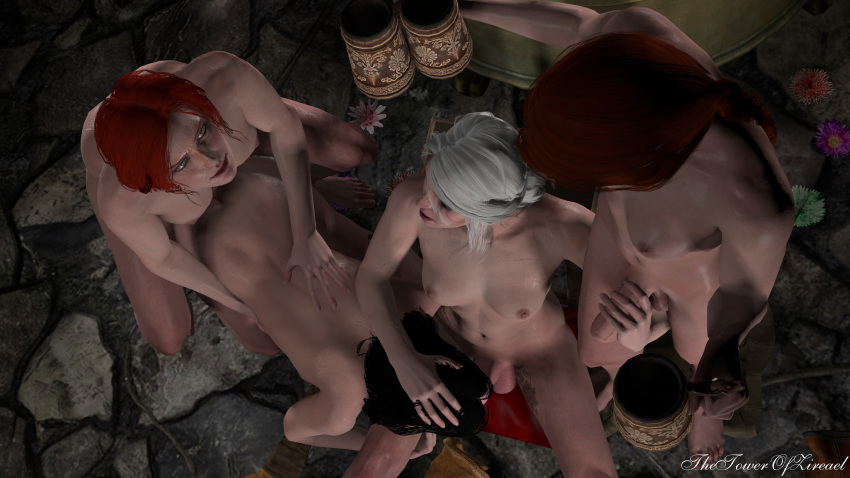 3 witcher unseen the elder Pictures of april from ninja turtles