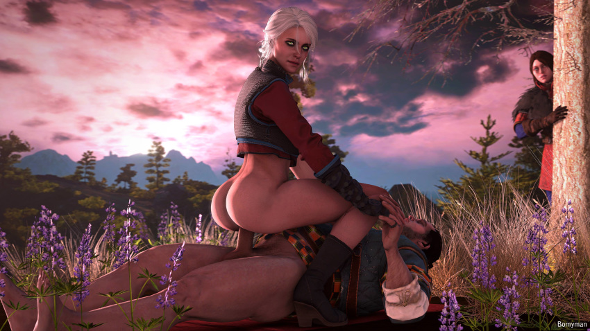 naked the 3 witcher ciri Vicky fairly odd parents hot
