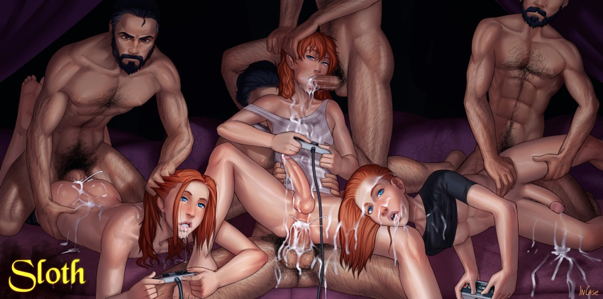 seven nude deadly sins merlin Bloodstained ritual of the night gebel