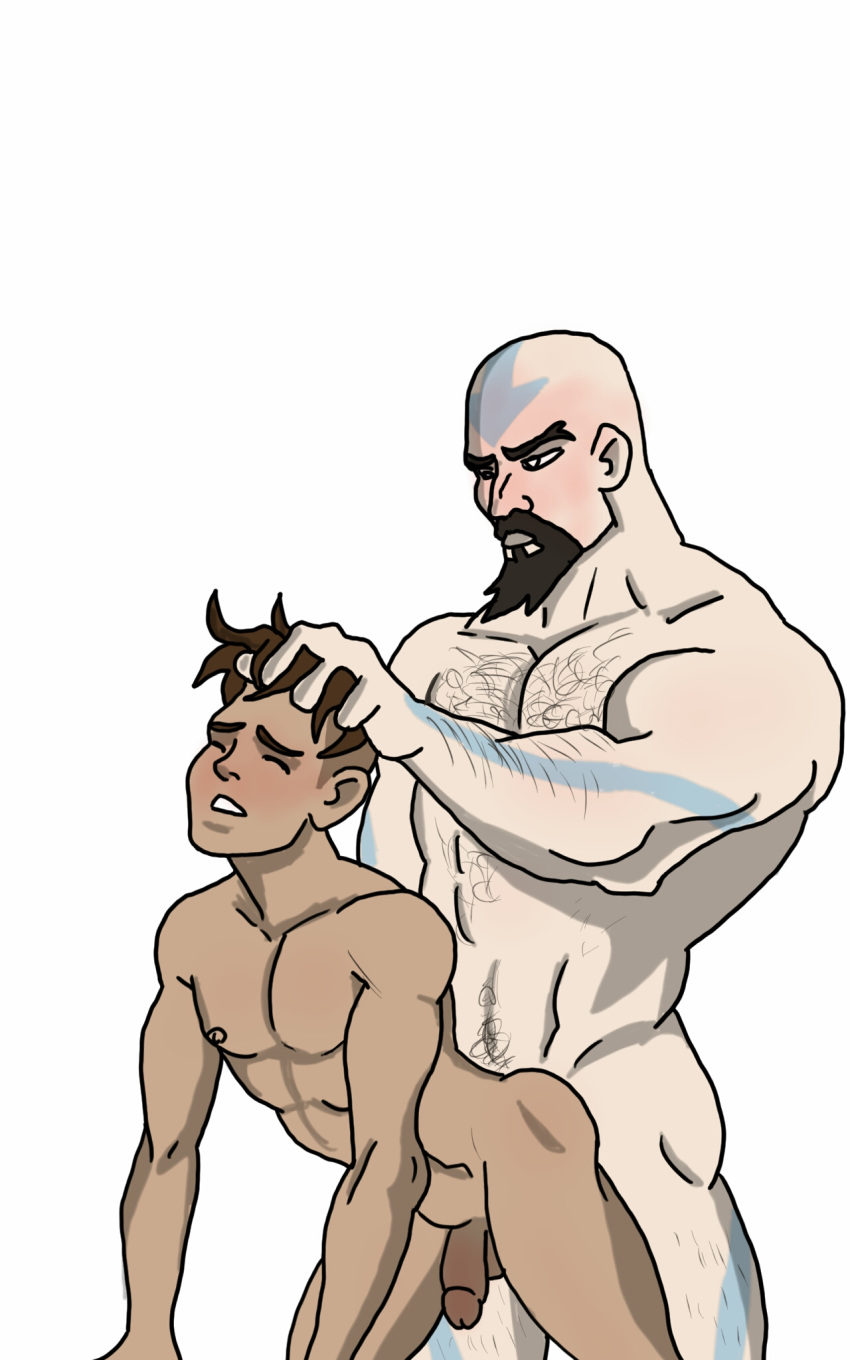 airbender the last avatar ming Flapjack and captain k nuckles
